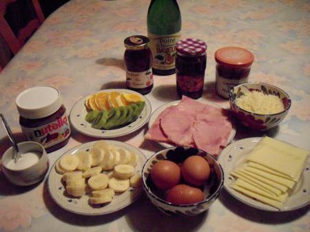Cr pes party chez marc et sylvie les bons restaurants - Crepe party tefal recette ...