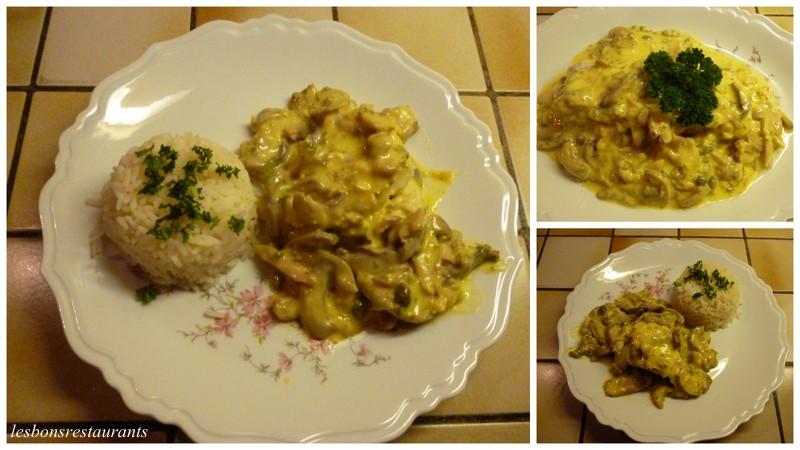 Dos de cabillaud sauce aux c pres et aux champignons les - Cuisiner du dos de cabillaud ...