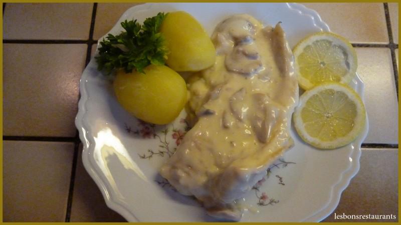 Filets de julienne l 39 chalote les bons restaurants - Cuisiner filet de julienne ...