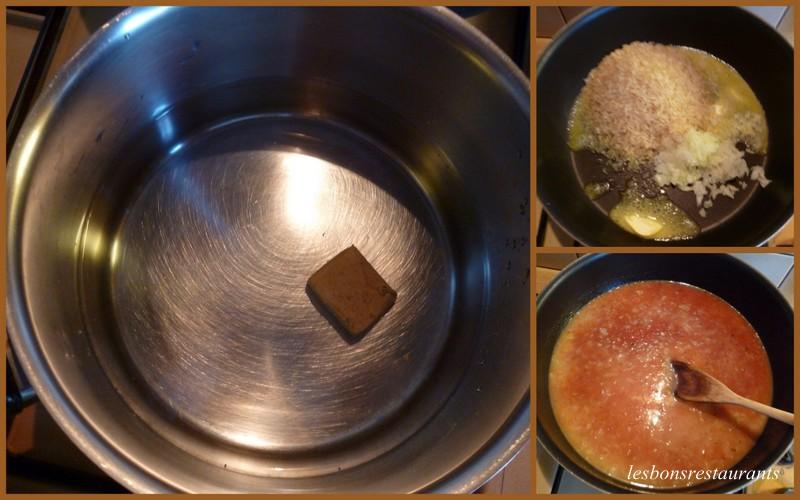 Risotto aux oeufs brouill s les bons restaurants - Oeufs brouilles bain marie ...