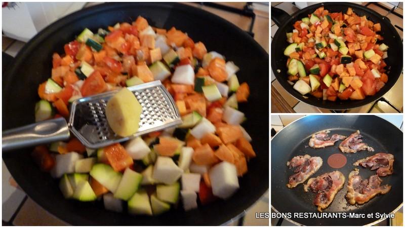 Wok de patates douces et gingembre les bons restaurants - Quand recolter les patates douces ...