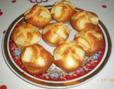Cake Pomme Granny Et Amande