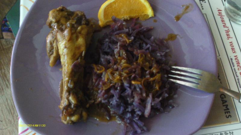 Manchons de canard l 39 orange victorine en cuisine - Recette manchons de canard en cocotte ...