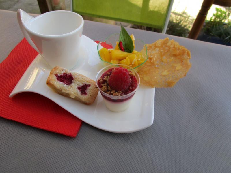 Caf gourmand bistrocuizz - Assiette rectangulaire pour cafe gourmand ...