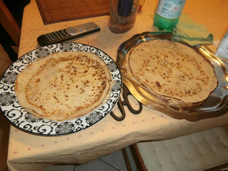 Crepe party 33gourmande - Crepe party tefal recette ...