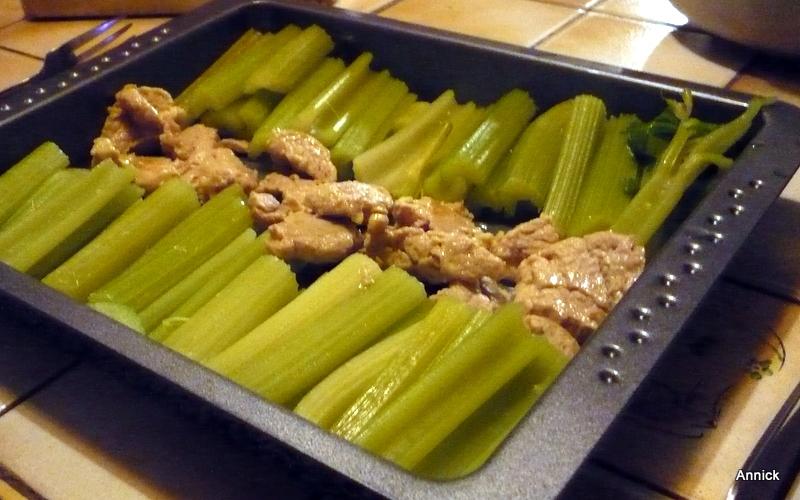 Se r galer avec le c leri branche le blog de titanique - Cuisiner le celeri branche ...