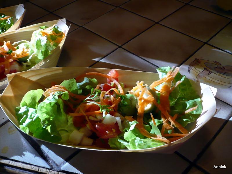 Crudit s entr e ou salade le blog de titanique for Ver mangeur de salade