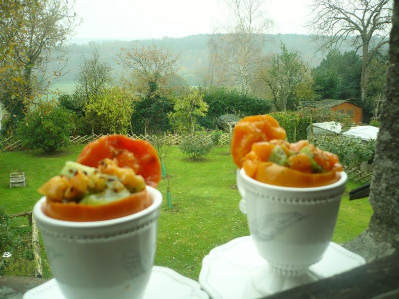 Fruits d 39 hiver au jardin le blog de titanique for Hiver au jardin