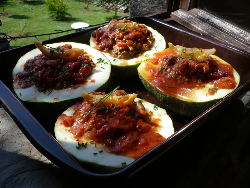 Les courgettes du jardin ma fa on le blog de titanique - Quand semer les courgettes ...
