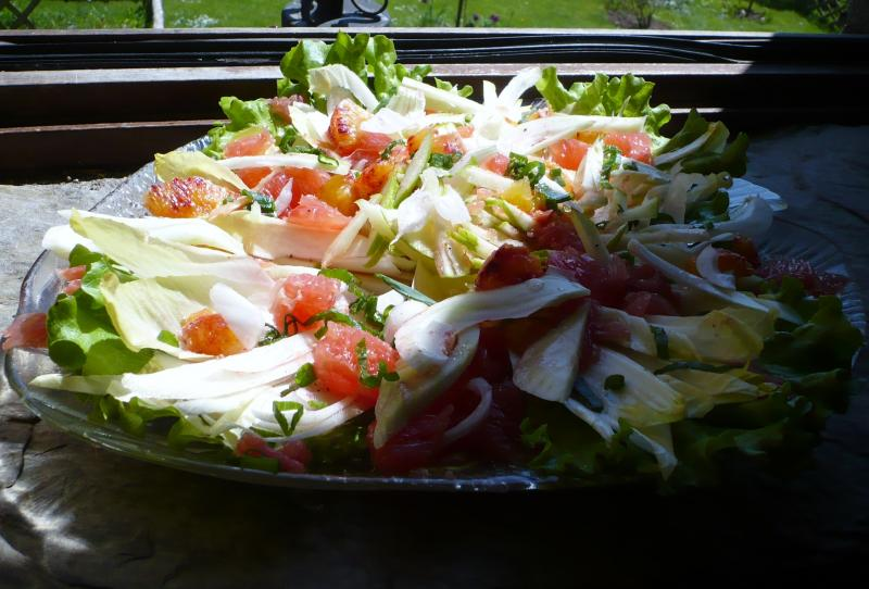 Repas entre voisins le blog de titanique for Entree de repas
