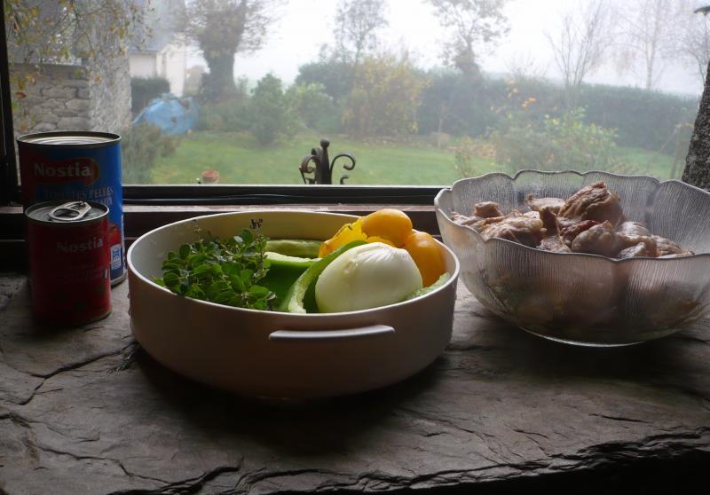 Saut de veau ma fa on le blog de titanique - Congeler les haricots verts du jardin ...