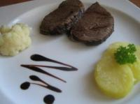 recette r ti de biche en sauce recette r ti de biche en sauce plat avec photo. Black Bedroom Furniture Sets. Home Design Ideas