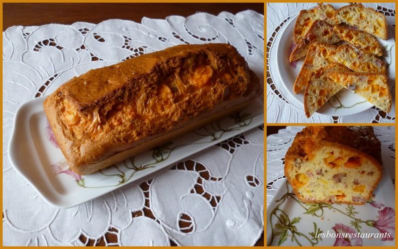 Cake Lardons Mimolette