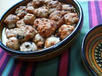 recette cookies sal s l 39 espagnole recette cookies sal s. Black Bedroom Furniture Sets. Home Design Ideas