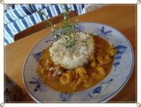 recette crevettes au curry et lait de coco recette crevettes au curry et lait de coco plat. Black Bedroom Furniture Sets. Home Design Ideas