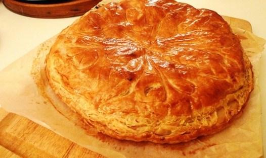 Recette galette des rois facile recette galette des rois facile dessert avec photo - Recette facile galette des rois ...
