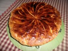 Recette galette des rois maison recette galette des rois maison dessert avec photo - Galette des rois maison ...