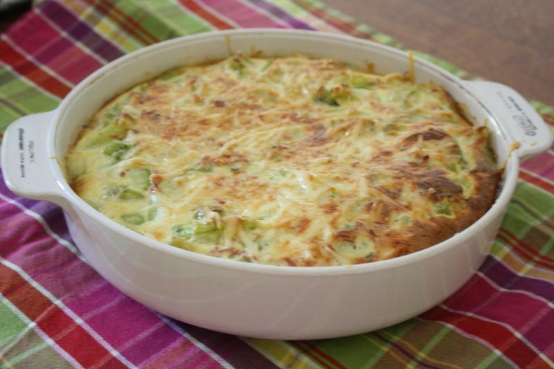 Recette gratin de courgettes au boursin recette gratin de courgettes au boursin plat avec photo - Courgette boursin cuisine ...