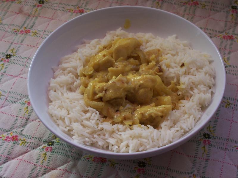 Recette joues de lotte au curry recette joues de lotte au curry plat avec photo - Cuisiner des joues de lotte ...