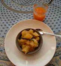 Recette patate douce la vanille recette patate douce la vanille dessert avec photo - Recette patate douce blanche ...