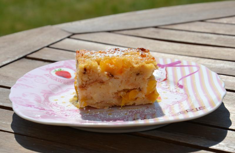recette pudding aux mirabelles recette pudding aux mirabelles dessert avec photo