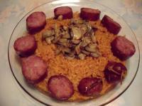 Recette risotto la saucisse de morteau recette risotto la saucisse de morteau plat avec photo - Recette avec saucisse de morteau ...