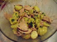 recette salade de cervelas aux pommes de terre recette salade de cervelas aux pommes de terre. Black Bedroom Furniture Sets. Home Design Ideas
