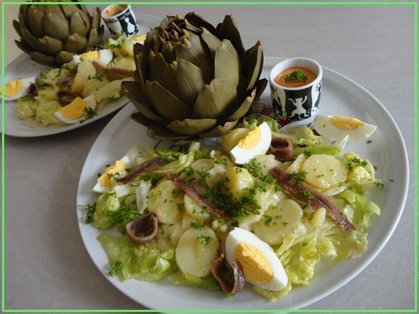recette salade de pommes de terre anchois et oeufs recette salade de pommes de terre anchois. Black Bedroom Furniture Sets. Home Design Ideas