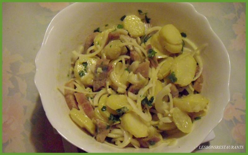 recette salade de pommes de terre aux harengs recette salade de pommes de terre aux harengs. Black Bedroom Furniture Sets. Home Design Ideas