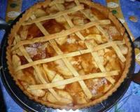 recette tarte aux pommes la p te bris e recette tarte aux pommes la p te bris e dessert. Black Bedroom Furniture Sets. Home Design Ideas